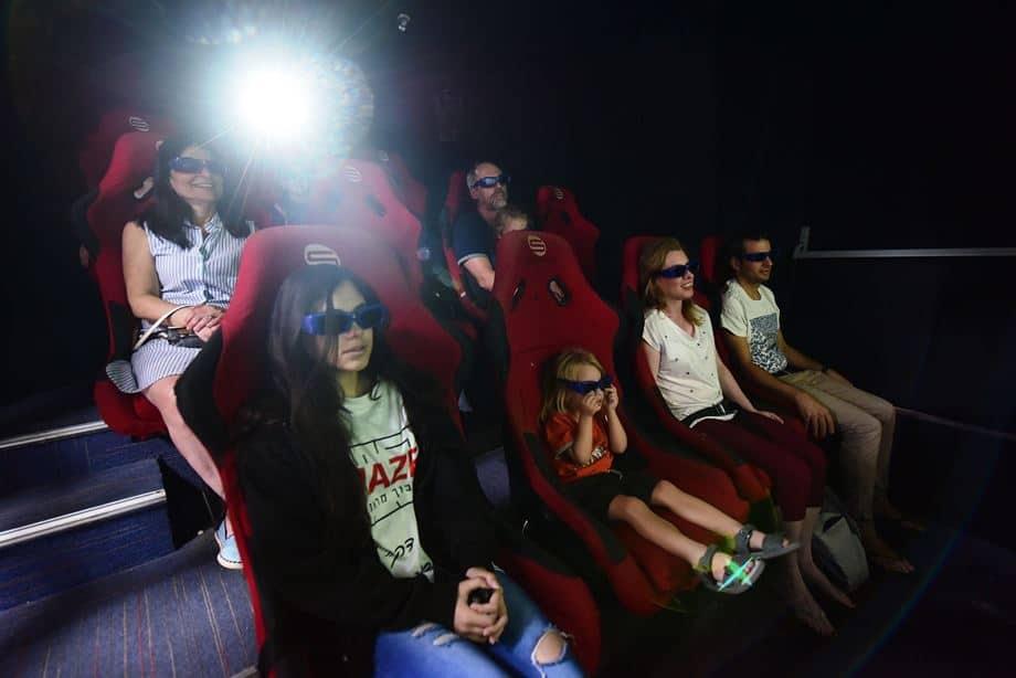 קולנוע תלת ממדי