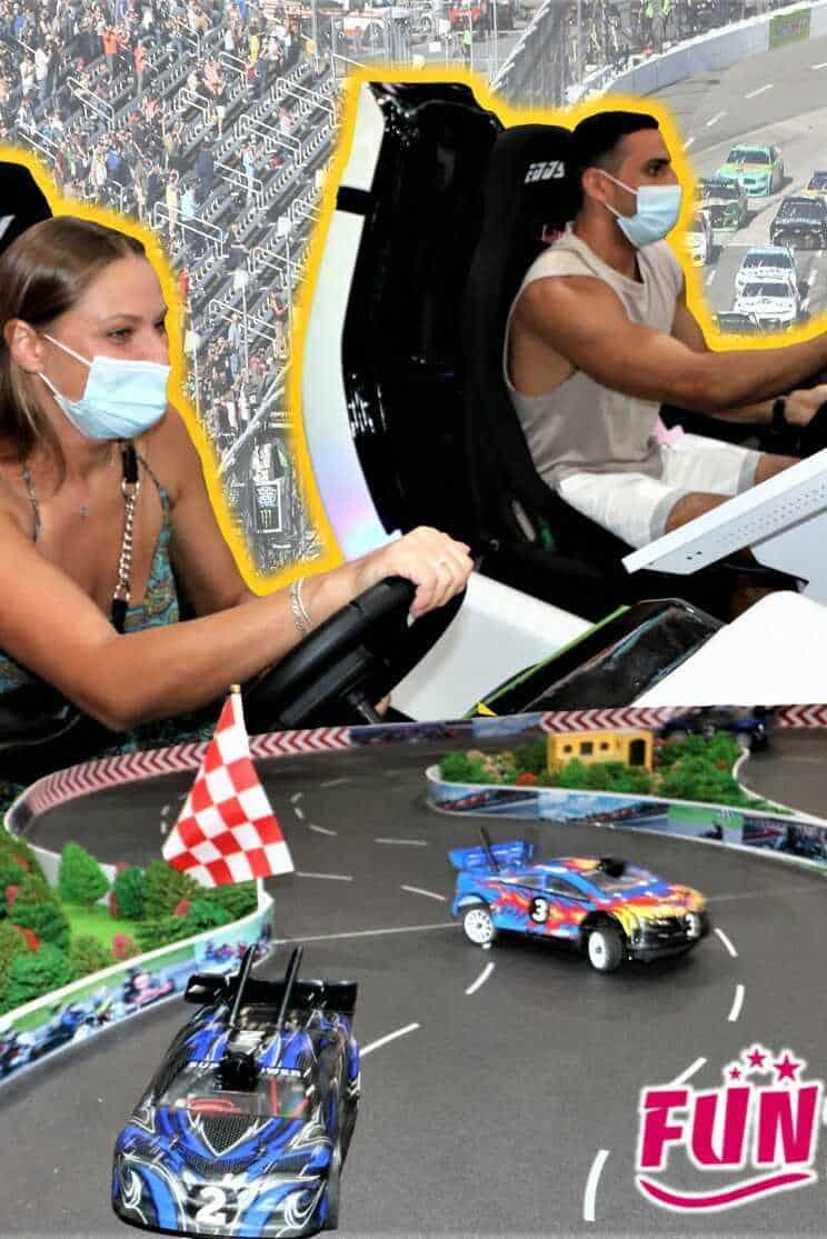 מרוץ מכוניות באילת